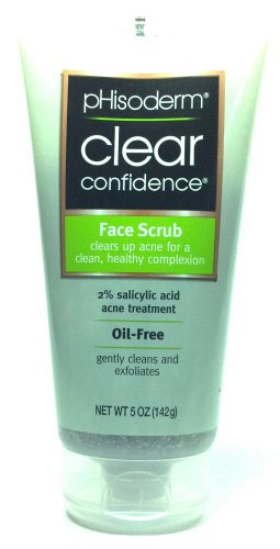 Price comparison product image Phisoderm Clear Confidence Face Scrub 5 Oz. Oil Free