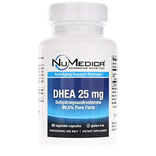 NuMedica – DHEA – 90 Vegetable Capsules