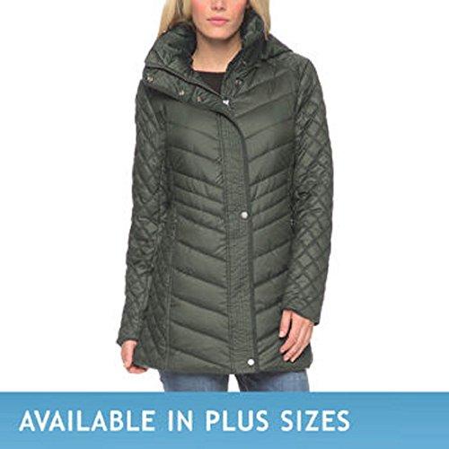 - Marc New York Ladies' Quilted Walker Jacket-Olive, Medium