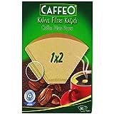 Caffeo 1x2 Kahve Filtre Kağıdı