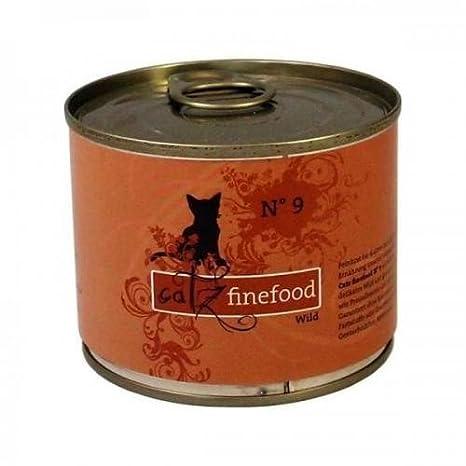 9 Wild 200 g, Comida húmeda, Comida para gatos: Amazon.es: Productos para mascotas