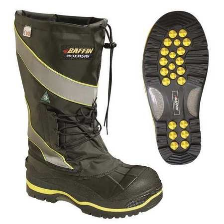 Pac Boots, Composite Toe, 17In, 13, PR - Toe Pac Boot