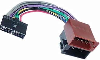 Cable Adapter Kabelbaum Iso Für Autoradio Aeg Audiossun Elektronik