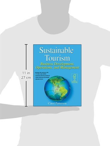Amazon.com: Sustainable Tourism With Web Resource: Business ...