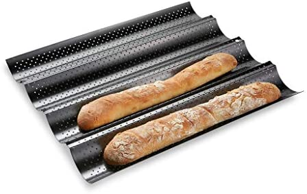 Metallic Baguette Perforated Sourdough Professional product image