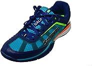 Salming Viper 2.0 Navy/Cyan Court Shoe