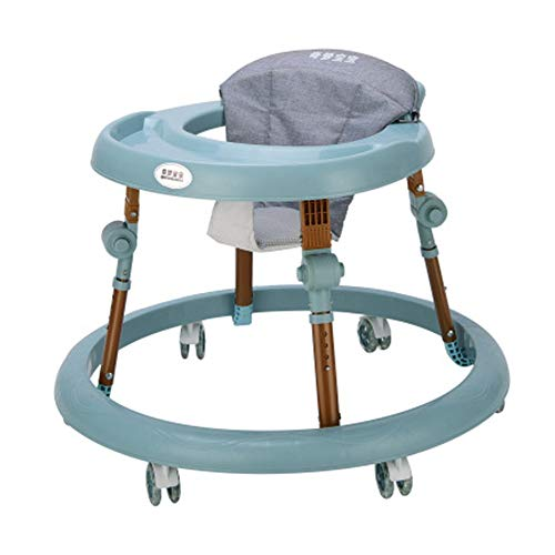 XGPT Baby Walker Hand Push can sit Off The Rollover with Music 7-18 Months Baby Walk