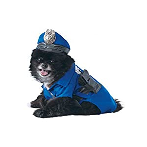 Police Dog Pet Costume
