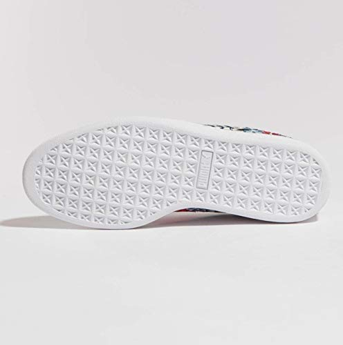 Embelished Mujeres Hyper zapatillas Deporte Grey Puma De Calzado Suede Y74w7q0d