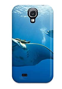 Fashionable Galaxy S4 Case Cover For Ocean Life Protective Case 6273192K43565842
