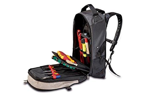 Sac à dos à outils avec armature en plastique Parat