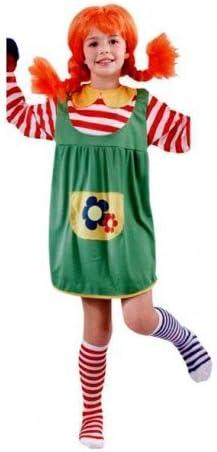 Carnaval Disfraz niña coletas 5-6 años: Amazon.es: Productos para ...