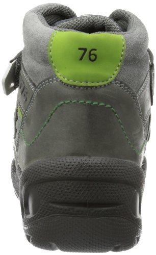 Primigi HAMMER - zapatilla de velcro de cuero niño gris - Grau (GRIG.SC/GRIGIO HAMMER)