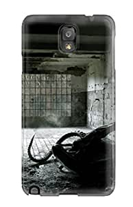 Galaxy Case - Tpu Case Protective For Galaxy Note 3- Alien