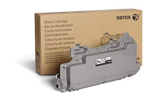 - Genuine Xerox Waste Toner Bottle (115R00129) - 2,100 Pages for use in VersaLink C7000