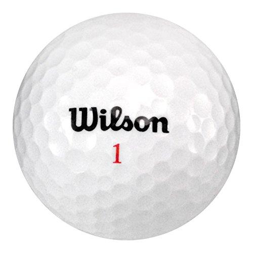 120ウィルソンMix – Near Mint ( AAAA ) Grade – リサイクル( used )ゴルフボール B074JDP354