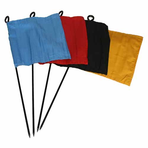 Competition Corner Flags - Oakley Flag Store