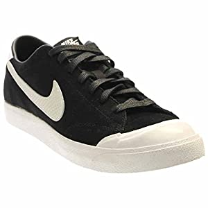 Nike Men's Zoom All Court CK QS Black/White Skate Shoe 9 Men US