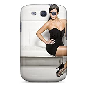 Samsung Galaxy S3 FKf2694Mzac Customized Nice Kim Kardashian Pictures Excellent Hard Phone Cover -CharlesPoirier