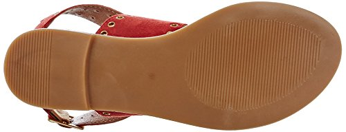 Inuovo 7329 - tira en talón Mujer Rouge (Red)