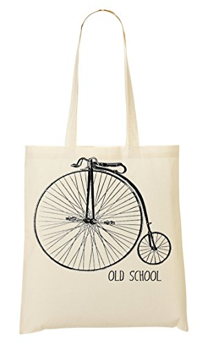 Sac Provisions Bicycle Fourre À Tout Sac School Old CP qxFY6Cx