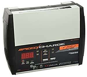 Schumacher SC-1200A/CA SpeedCharge 2/8/12 Amp Charger/Maintainer/Tester