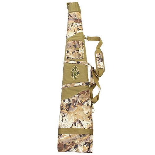 Rig'em Right Waterfowl Full Choke Floating Gun Case - Optifade Marsh Camo ()