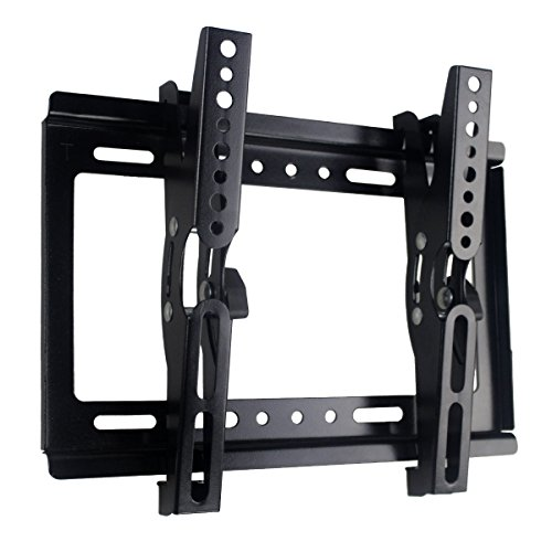 TV Wall Mount Tilting Bracket for Most 14-42 Inch LED LCD and Plasma TVs up to VESA 250 x 210mm