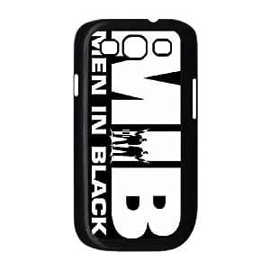 Men in Black Samsung Galaxy S3 9300 Cell Phone Case Black