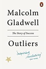 Outliers: The Story of Success by Malcolm Gladwell(2009-08-01) Paperback