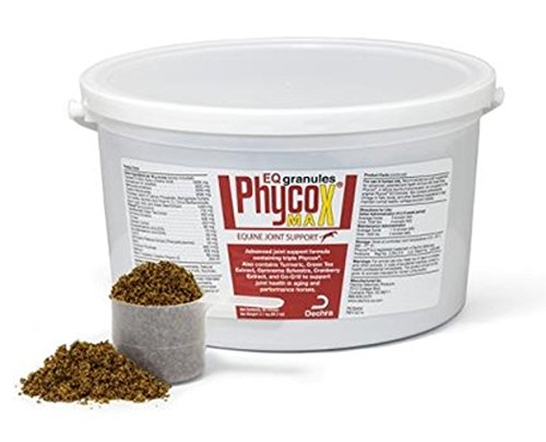 Phycox Max Equine Granules Equine Joint Support 2.7kg - 90 scoops by PhyCox