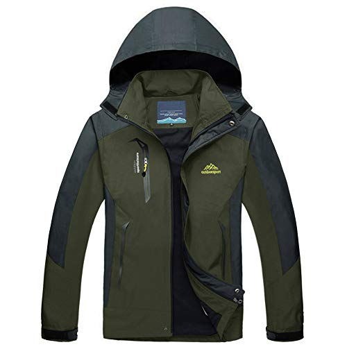 MAGCOMSEN Climbing Jacket Men...