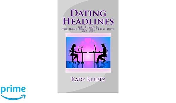 Unique dating headline examples
