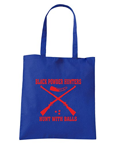 T-Shirtshock - Bolsa para la compra FUN0809 black ops blk mens cu 5 1 Negro
