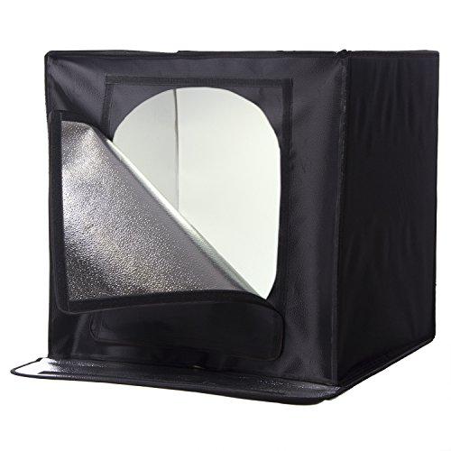 Fovitec StudioPRO All In One LED Product Photo Light Kit