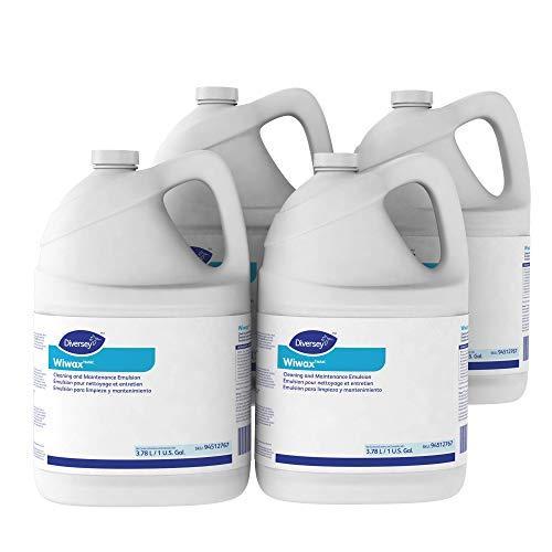 wax Cleaning & Maintenance Emulsion, Liquid, 1 Gallon Bottle (Case of 4) ()