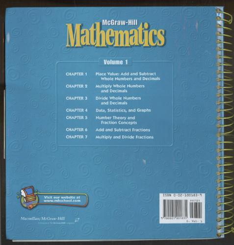 Mathematics - Organized for Mastery - Grade 5 - Teacher's Guide (Volume 1) pdf epub