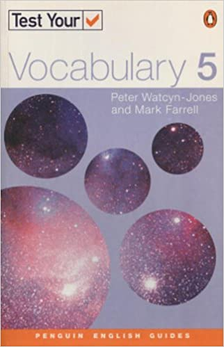 Test Your Vocabulary 5 (Penguin English)
