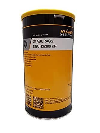 Kluber staburags NBU 12/300 KP 1 kg puede: Amazon.es