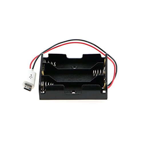 Battery Pack For Arduino - 1