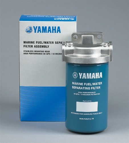 OEM Yamaha Outboard Stainless Fuel/Water Separating Filter Assy MAR-SPRTR-HD-SS