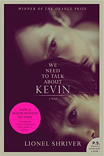 Image result for we need to talk about kevin book