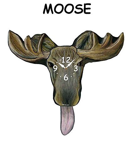 Raccoon Red Sea - Moose with wagging tongue