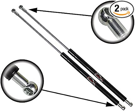"""26/"""" Tonneau Cover Lift Support Gas Shock Spring 13mm 16/"""" Compressed Truck Bed"""