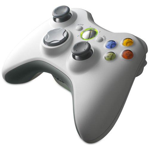 Xbox 360 Wireless Controller – White