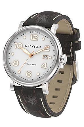 S.8 – 44 – 031 Grayton Automatikuhr fÜr Herren