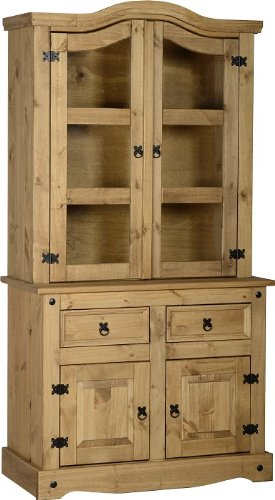 Seconique Bunk Distressed Waxed Pine single