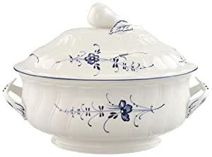 villeroy boch vieux luxembourg 92 ounce oval soup tureen tureens. Black Bedroom Furniture Sets. Home Design Ideas