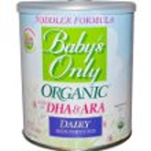 Baby's Only Organic Toddler Dairy Formula with DHA & ARA - 12.7 oz - 6 pk Gift