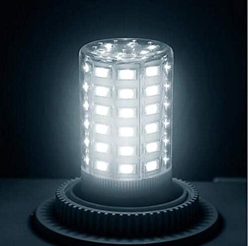 2Pack 7W LED Corn Lights 900LM E14 66LEDs Lamp SMD 5730 White//Warm White 110-120 V,WarmWhite